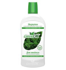 GREEN OK SPYGLIUOČIŲ BIO+NPK TRĄŠOS