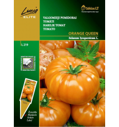 VALGOMIEJI POMIDORAI ORANGE QUEEN