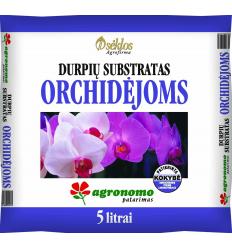 DURPIU SUBSTRATAS ORCHIDEJOMS