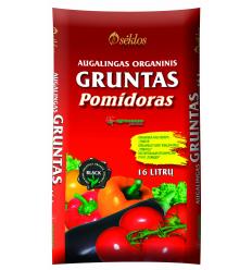 """AUGALINGAS ORGANINIS GRUNTAS """"POMIDORAS"""""""