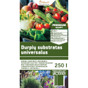 UNIVERSALUS SUBSTRATAS 250 L