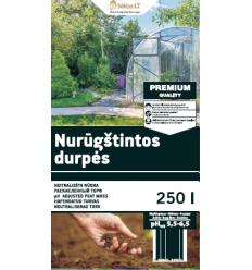 NURŪGŠTINTOS DURPĖS 250 L