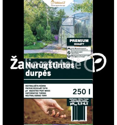 NURŪGŠTINTOS DURPĖS