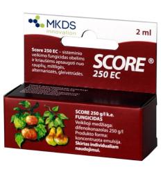 SCORE SISTEMINIS FUNGICIDAS 2ML