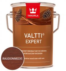 MEDIENOS DAŽYVĖ TIKKURILA VALTTI EXPERT RAUDONMEDŽIO SPALVA 5L
