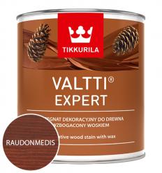 MEDIENOS DAŽYVĖ TIKKURILA VALTTI EXPERT RAUDONMEDŽIO SPALVA 0,75L