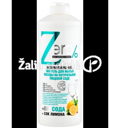 ZERO INDŲ PLOVS-GELIS SU SODA 0,5L