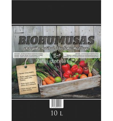 BIOHUMUSAS 10L