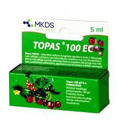 TOPAS SISTEMINIS FUNGICIDAS 5 ML