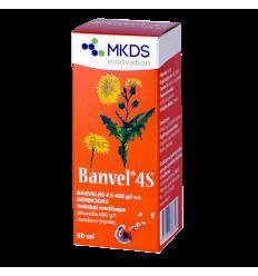 BANVEL SISTEMINIS VEJŲ HERBICIDAS 50 ML