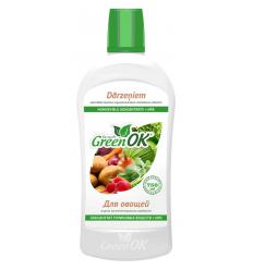 GREEN OK DARŽOVIŲ BIO+NPK TRĄŠOS