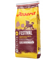 JOSERA FESTIVAL 15KG SAUSAS ŠUNŲ MAISTAS
