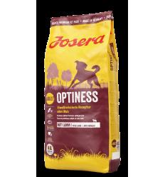 JOSERA OPTINESS 15KG SAUSAS ŠUNŲ MAISTAS