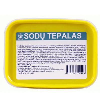 GARDEX SODO TEPALAS