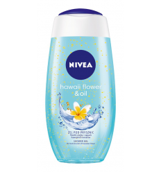 DUŠO ŽELĖ NIVEA 500ML HAWAII FLOWER &OIL