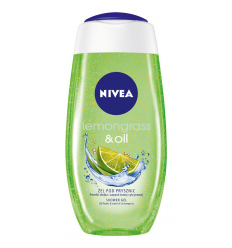DUŠO ŽELĖ NIVEA 500ML LEMON & OIL