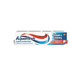 DANTŲ PASTA AQUAFRESH 100ML FRESH'N'MINTY