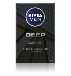 LOSJONAS PO SKUTIMOSI NIVEA MEN 100ML DEEP