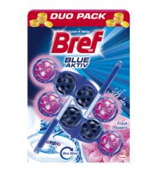 BREF WC 2X50G BLUE ACTIV VALIKLIS GAIVIKLIS FR FLOWER