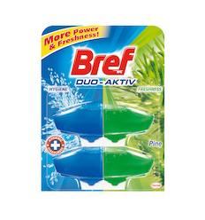 BREF WC 2X50ML REF VALIKLIS GAIVIKLIS PINE