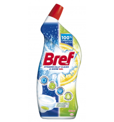 BREF WC 700ML HYGIENE GEL VALIKLIS LEMONITTA