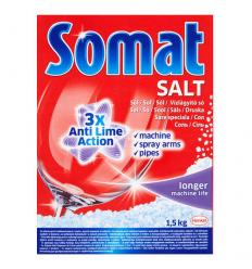 SOMAT INDAPLOVIŲ DRUSKA 1,5KG