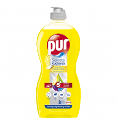 PUR POWER 450ML INDŲ PLOVIKLIS LEMON