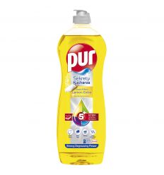PUR POWER 750ML INDŲ PLOVIKLIS LEMON