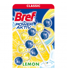 BREF WC 3X50G POWER ACTIV VALIKLIS GAIVIKLIS LEMON