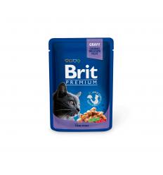 BRIT PREMIUM COD FISH 100G KATĖMS