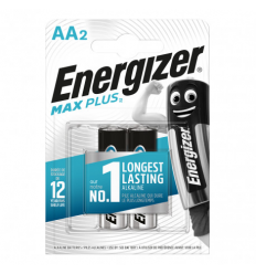 ELEMENTAI ENERGIZER MAX PLUS AA, LR06, 2VNT