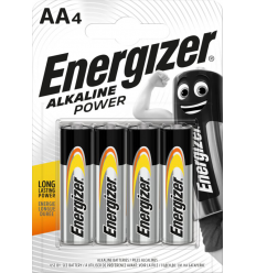 ELEMENTAI ENERGIZER AA, LR06, 4VNT