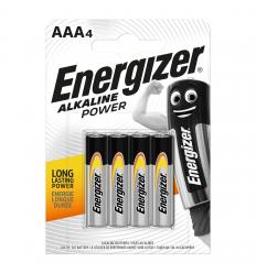 ELEMENTAI ENERGIZER AAA, LR03, 4VNT