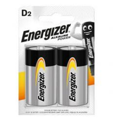 ELEMENTAI ENERGIZER D, LR20, 2VNT