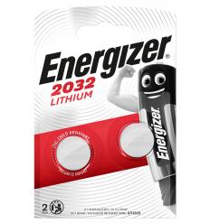 ELEMENTAI ENERGIZER 2032, 2VNT