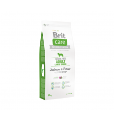 BRIT CARE ADULT L SALMON&POTATO 12KG ŠUNIMS