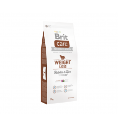 BRIT CARE WEIGHT LOSS RABBIT 12KG ŠUNIMS
