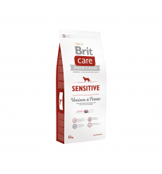 BRIT CARE SENSITIVE VENISON POTATO 12KG ŠUNIMS