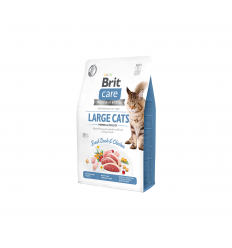 BRIT CARE POWER&VITALITY L 7KG KATĖMS