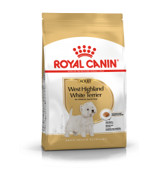 ROYAL CANIN BHN 0,5KG WESTHIGHLAND WHITE TERRIER ADULT ŠUNIMS