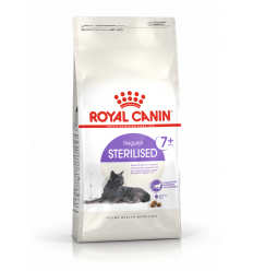 ROYAL CANIN FHN 0,4KG STERILISED +7 KATĖMS