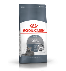 ROYAL CANIN FCN 0,4KG ORAL CARE KATĖMS