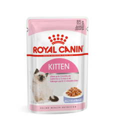 ROYAL CANIN FHNWET 85G KITTEN INSTINCTIVE IN JELLY KAČIUKAMS