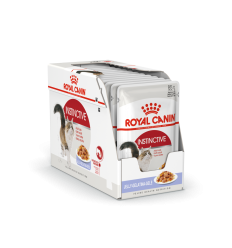 ROYAL CANIN FHN WET 85Gx12 INSTINCTIVE IN JELLY KATĖMS
