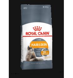 ROYAL CANIN FCN 2KG HAIR&SKIN CARE KATĖMS