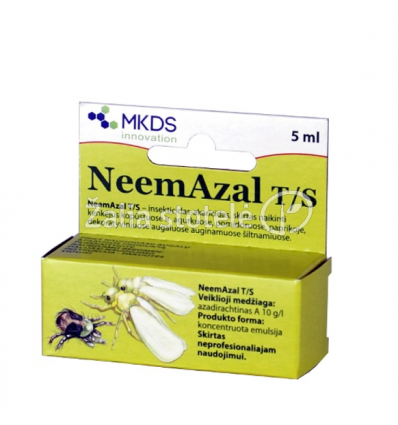 NEEMAZAL BIO INSEKTICIDAS 5 ML
