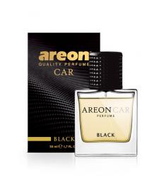 AREON ORO GAIVIKLIS CAR PERFUME - BLACK 50ML