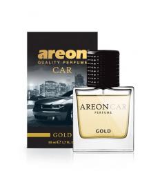 AREON ORO GAIVIKLIS CAR PERFUME - GOLD