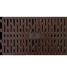 MEDŽIO KAMIENŲ APSAUGA JUODA, 210X360MM