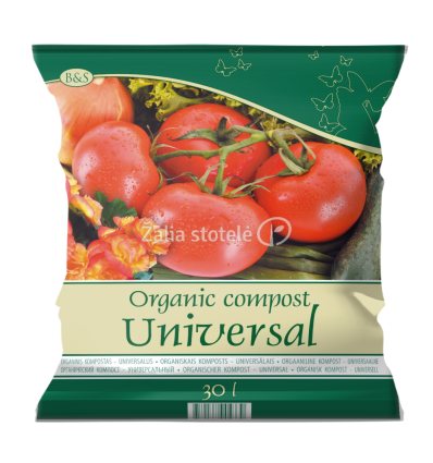 ORGANINIS KOMPOSTAS UNIVERSALUS 30 L